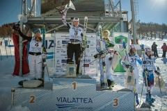 secondo-podio-coppa-europa-sestriere-2014