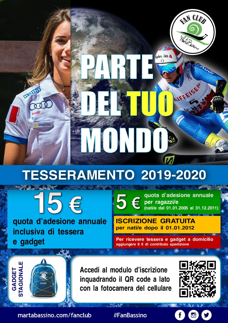 iscriviti al #fanbassino 2019-2020
